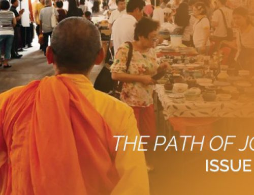 Path of Joy (POJ) Issue 50 (Mar – Jun 2016)