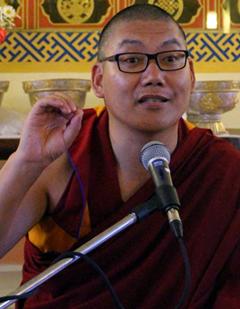 Khenpo Choying Dorjee