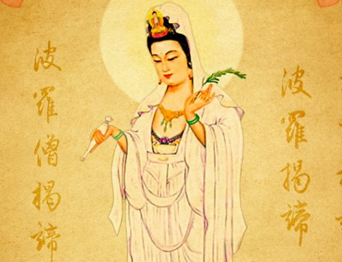 Past Event – Sri Lanka Thangka Painting Retreat Guan Yin – the Female Buddha of Compassion