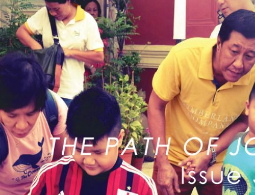 Path of Joy (POJ) Issue 51 (Jul – Oct 2016)