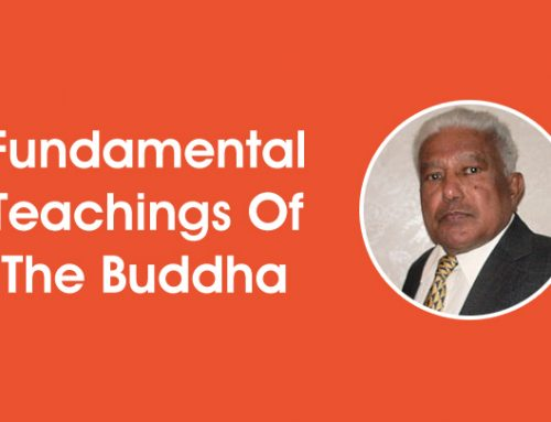 Past Event – Fundamental Teachings of the Buddha – CNY Gathering 2017 (Lohei)