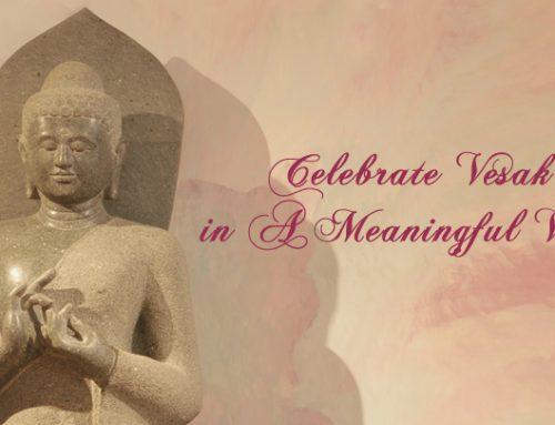 Post Event – 2561 Vesak Day Celebration