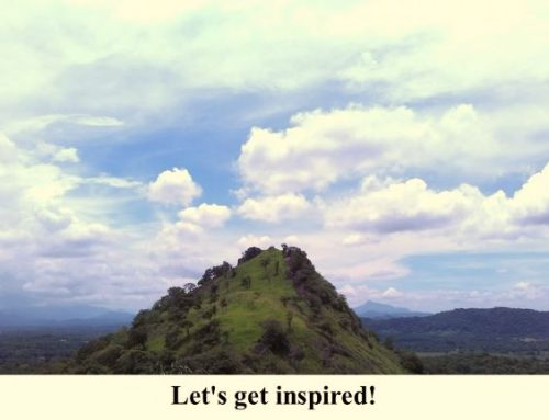 Let's Get Inspired!