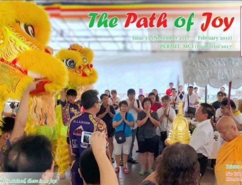 Path of Joy (POJ) Issue 55 (Nov 2017 – Feb 2018)