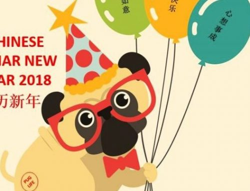 Past Event – Happy Chinese New Year 2018