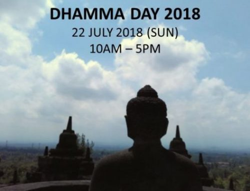 Past Event – Dhamma Day 2018