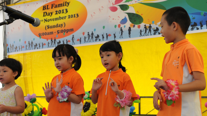 Past Event – BL Family Day 2013 – The Buddhist Library