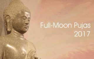 Full Moon Pujas 2017