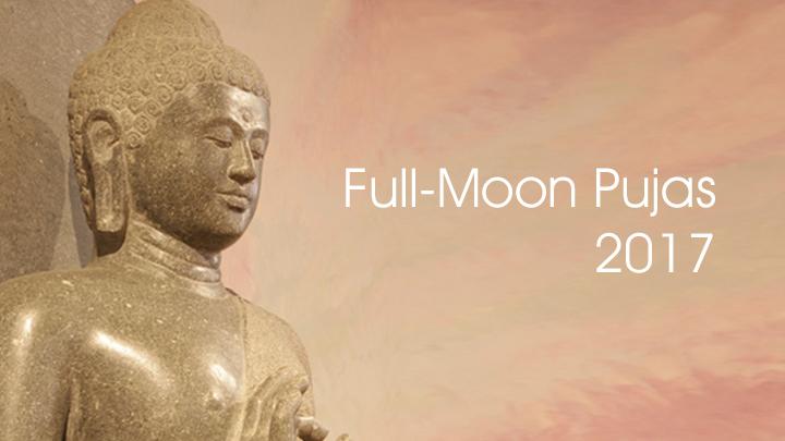 Full Moon Pujas 2017