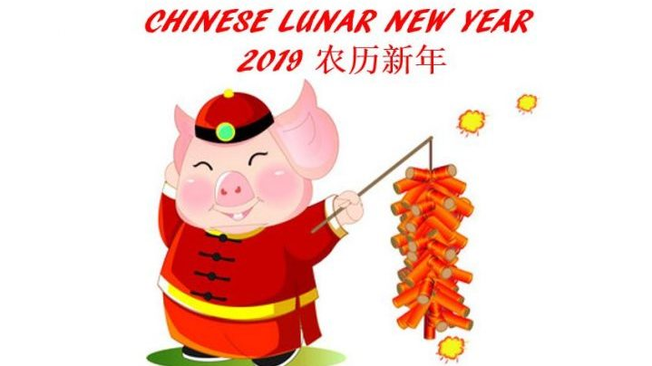 Past Event – Happy Chinese New Year 2019