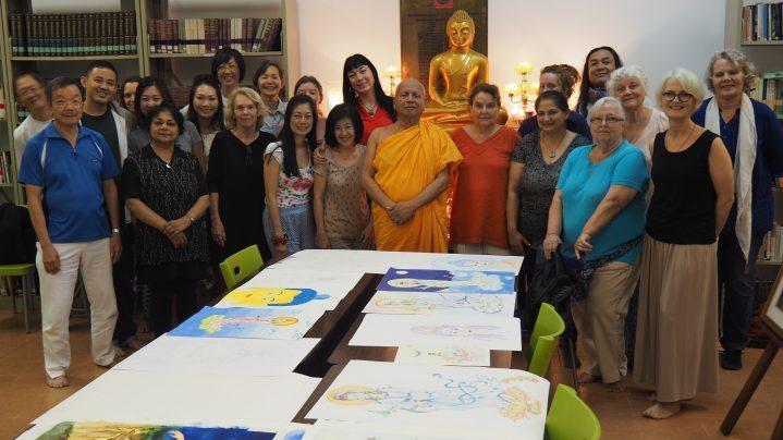 Sri Lanka – Buddhist Art & Painting Retreat 2020