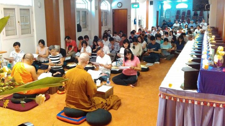 Past Event – Dhamma Day 2019