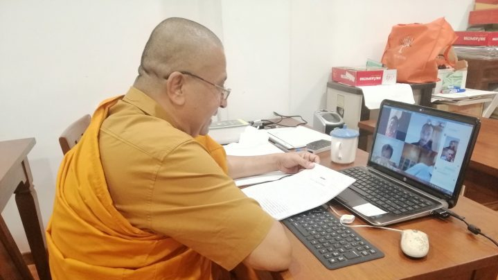 Past Event – Discovering Buddhism 2020 via Skype