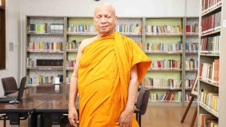 Bhante Dhammaratana's New Year Message for 2021